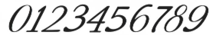 Auttan Italic Italic otf (400) Font OTHER CHARS
