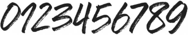 Auttera otf (400) Font OTHER CHARS