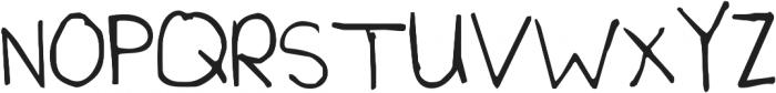 Auttiegirl Hand ttf (400) Font UPPERCASE