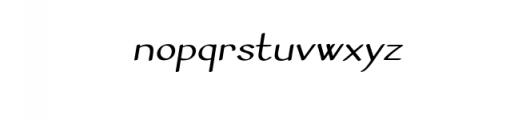 Author Font Font LOWERCASE