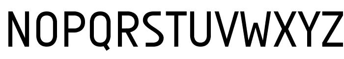 AUdimat Regular Font UPPERCASE