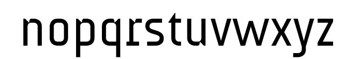 AUdimat Regular Font LOWERCASE