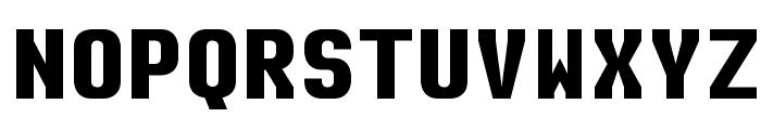 Audimat Mono Bold Font UPPERCASE