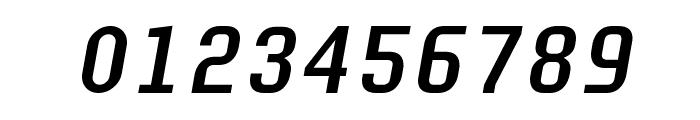 Audimat Mono Oblique Font OTHER CHARS