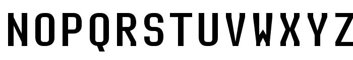 Audimat Mono Font UPPERCASE