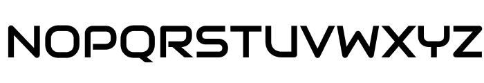 Audiowide-Regular Font UPPERCASE