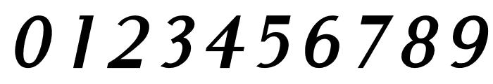 Audrey Medium Oblique Font OTHER CHARS