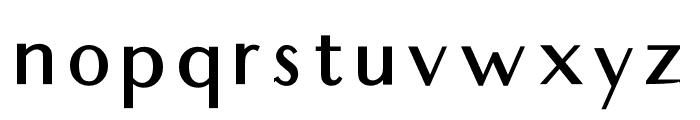 Audrey Medium Font LOWERCASE