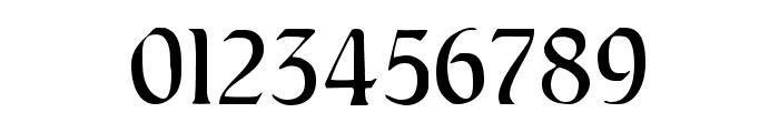 AugsburgerSchriftCAT Font OTHER CHARS