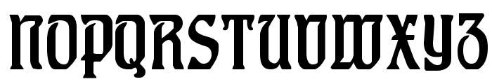 Augusta Two Font UPPERCASE