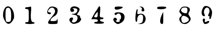 AuldMagick Font OTHER CHARS