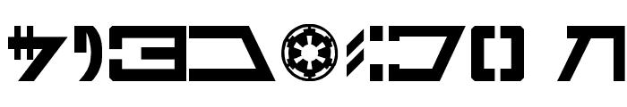 Aurek-Besh Font OTHER CHARS