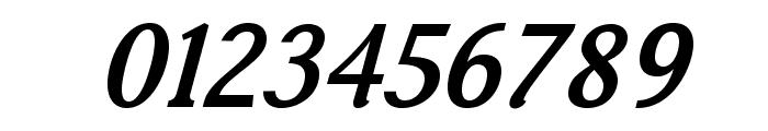 AurelisADFNo2Std-BoldItalic Font OTHER CHARS