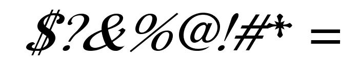 AurelisADFScriptNo2Std-ExtIt Font OTHER CHARS