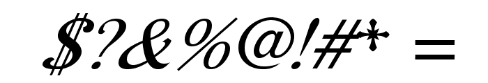 AurelisADFScriptNo2Std-Italic Font OTHER CHARS