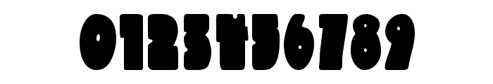 Austie Bost Chunkilicious Bounce Font OTHER CHARS