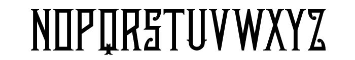AustinNichols Font LOWERCASE