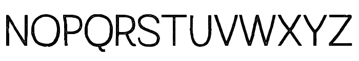 Austral Sans Stamp Light Font UPPERCASE