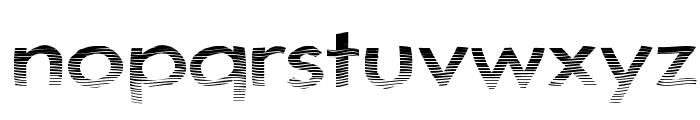Australian Sunset Font LOWERCASE