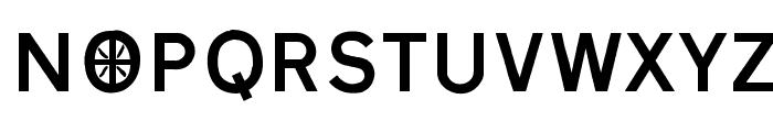 Autocars & Rolling Bikes Regular Font UPPERCASE
