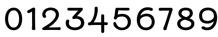Autour-Regular Font OTHER CHARS