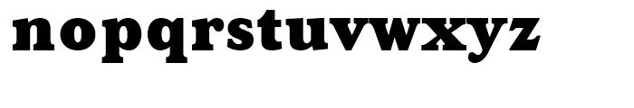 Aurea Ultra Roman Font LOWERCASE