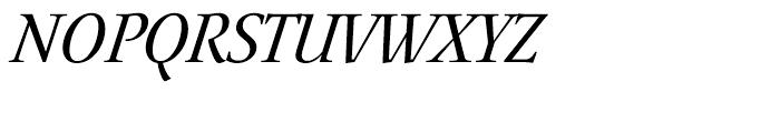 Australis Pro Italic Font UPPERCASE