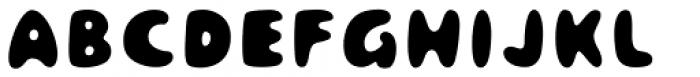 Auberjean Regular Font UPPERCASE