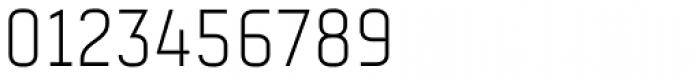 Audimat 3000 Leger Font OTHER CHARS