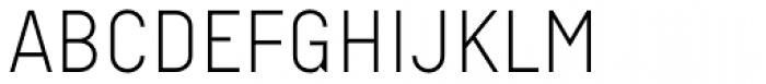Audimat 3000 Leger Font UPPERCASE