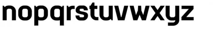 Augmento Normal Black Font LOWERCASE