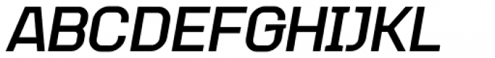 Augmento Normal Bold Italic Font UPPERCASE