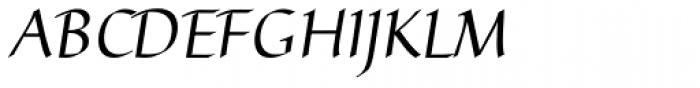 Augusta Std Regular Font UPPERCASE