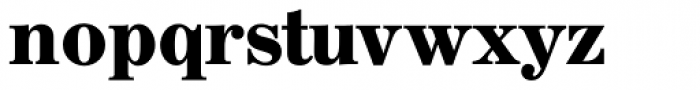 Augustea BQ Bold Font LOWERCASE
