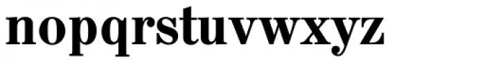 Augustea BQ Medium Font LOWERCASE