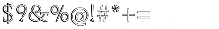 Augustea Open Com Regular Font OTHER CHARS