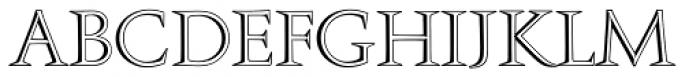 Augustea Open Com Regular Font LOWERCASE