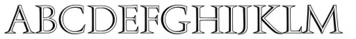 Augustea Open Font UPPERCASE