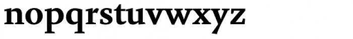 Augustin Bold Font LOWERCASE