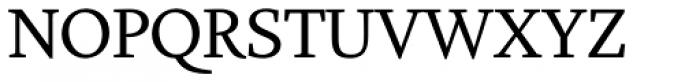 Augustin Regular Font UPPERCASE