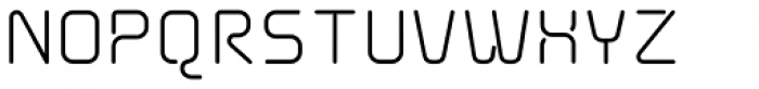 Aunchanted Elite Bold Font UPPERCASE