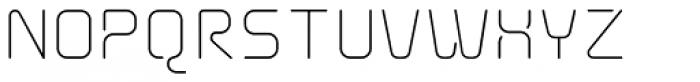 Aunchanted Elite Font UPPERCASE