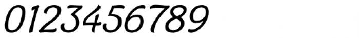 Aure Teddy CJ Italic Font OTHER CHARS