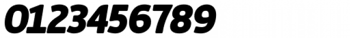 Auro Black Italic Font OTHER CHARS