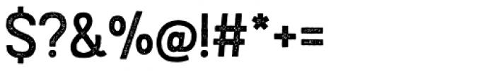 Austral Sans Stamp Regular Font OTHER CHARS