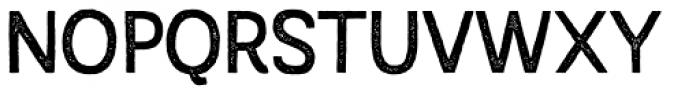 Austral Sans Stamp Regular Font UPPERCASE