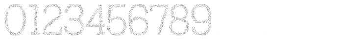 Austral Slab Maplines Light Font OTHER CHARS