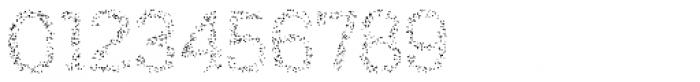 Austral Slab Spots Regular Font OTHER CHARS