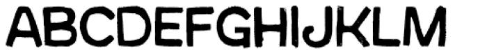 Australia Skate Font LOWERCASE