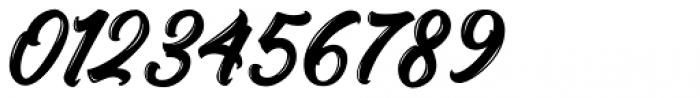 Austten Font OTHER CHARS